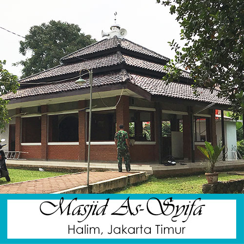 masjid as-syifa halim