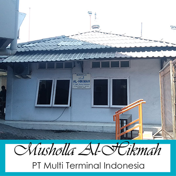 musholla pt multi terminal indonesia